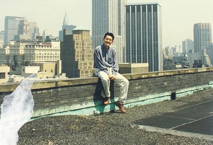 ニューヨーク留学時代