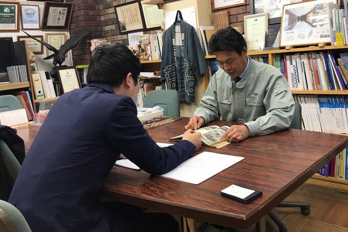 二宮社長 インタビュー