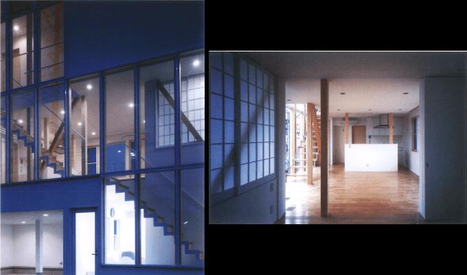 階段の家3