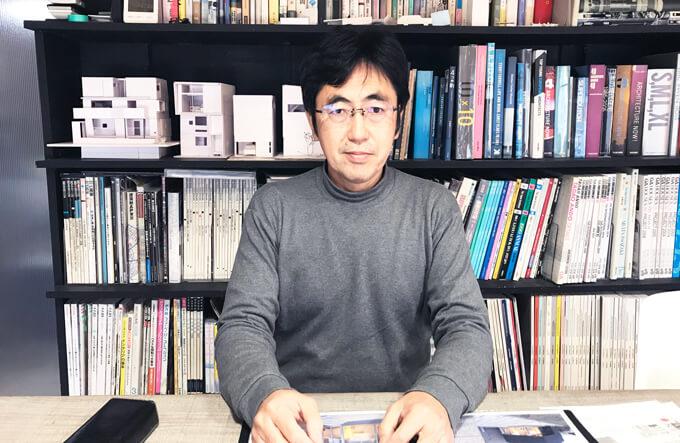 荘司社長正面写真