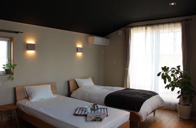 新松戸モデルハウス究極の寝室