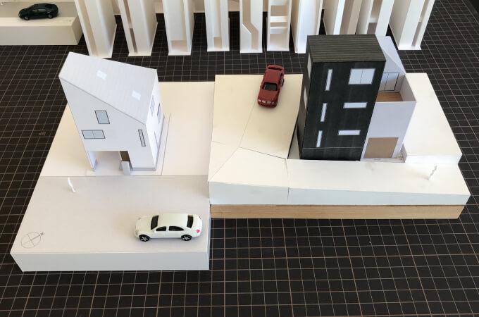 建築3Dモデル