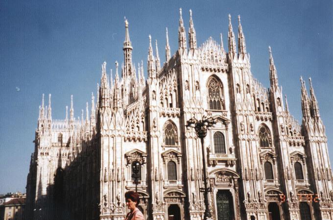 旅で見た建築物