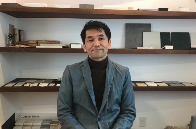 鈴木様の正面写真