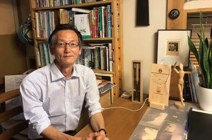 永井さんの写真