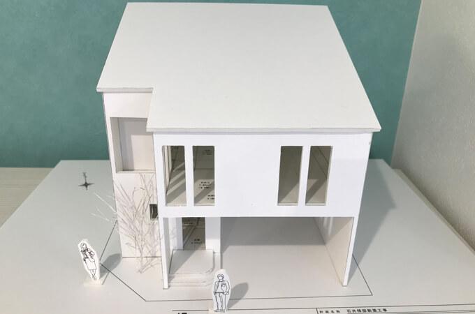 模型の写真