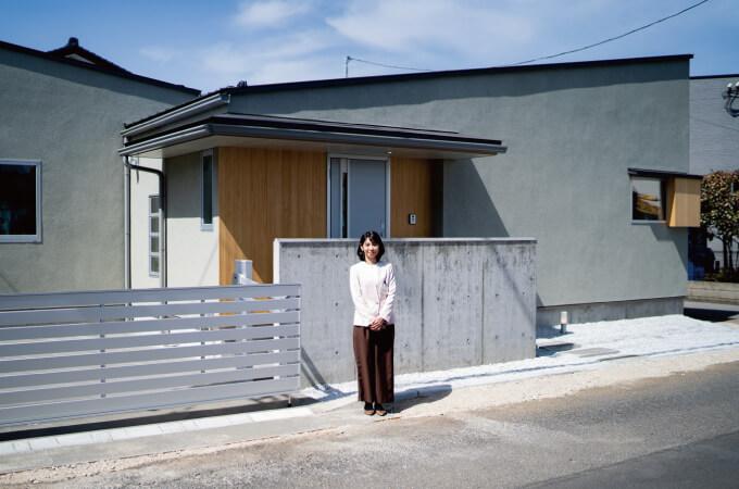 十余二の平屋と鈴木さん