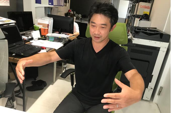 朝倉元さん