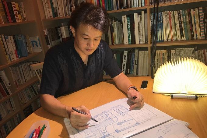長崎さん 設計