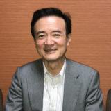 市川社長の正面写真