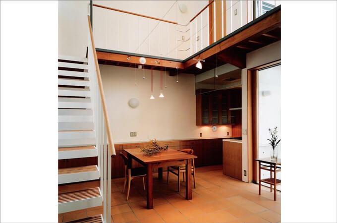 階段の施工例