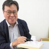 甲田建築事務所 代表と模型