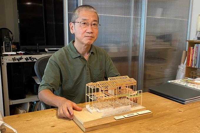 中野さん 模型