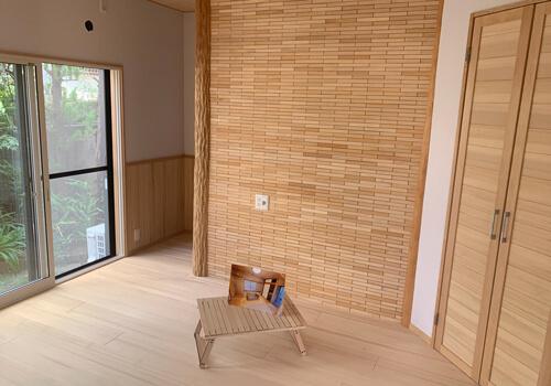 オープンハウスの室内