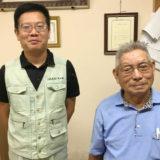 代表と副社長
