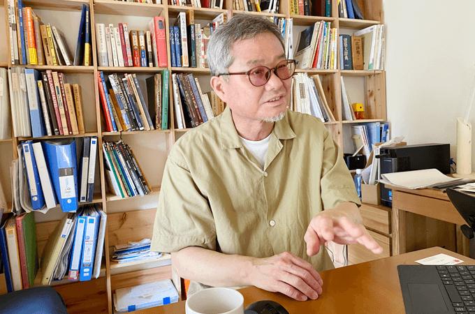 照井春郎さん