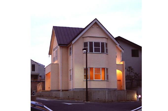 洋風のお家