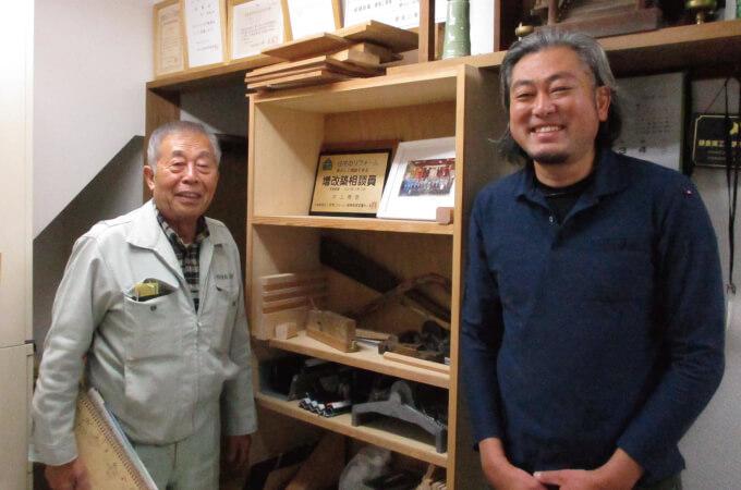 安齊さんと井上さん