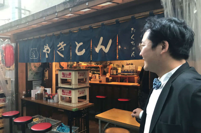 石川さんが手がけた店舗