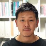 加藤さんの正面写真