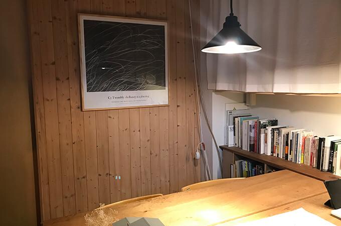 柴さんの事務所