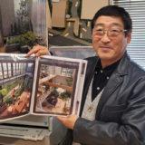 勝田さんの写真