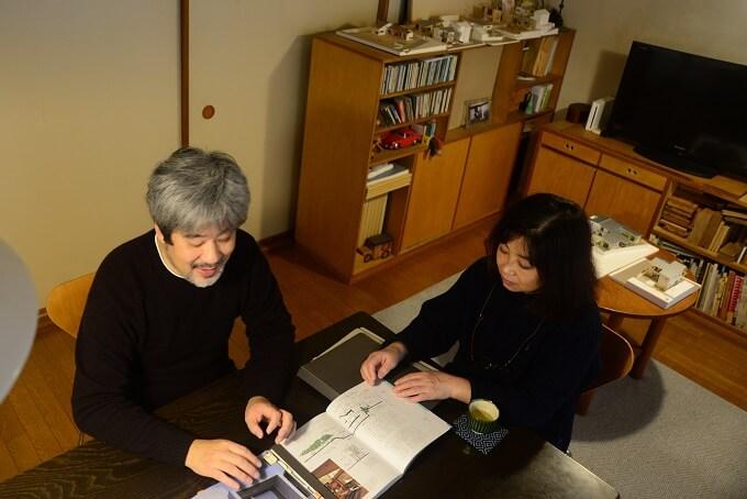 安藤さんと田野さん