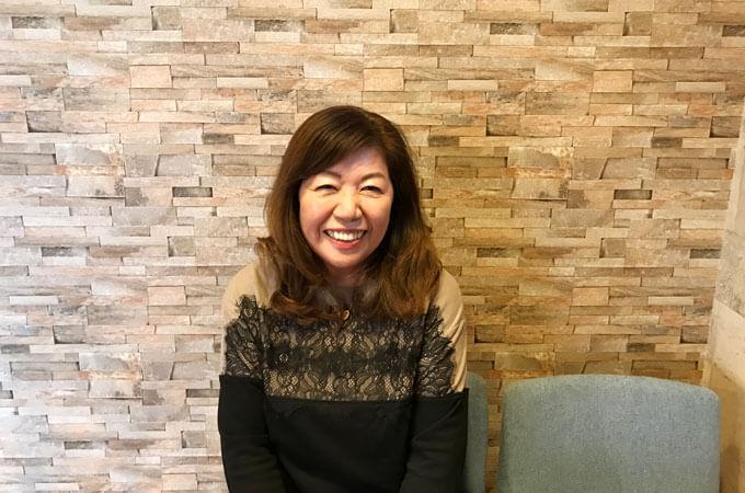 荻津 久美さん