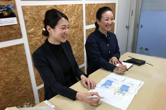 藤井さんと井崎さん