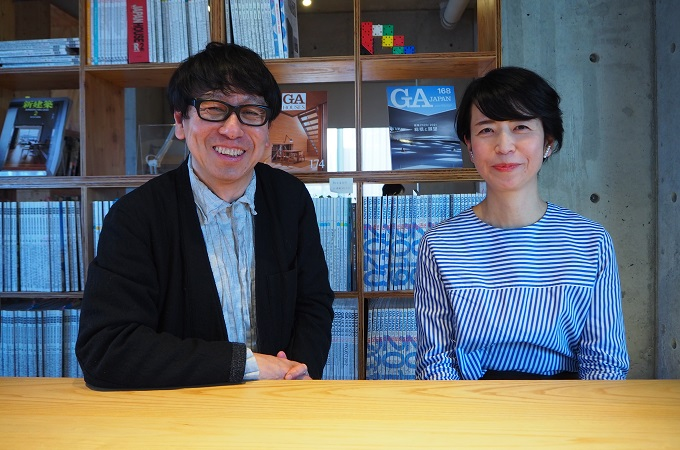 駒田建築設計事務所 夫妻の写真1