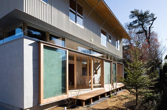 駒田建築設計事務所 施工写真1