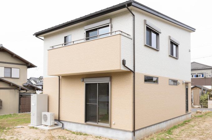太陽住宅新築案件