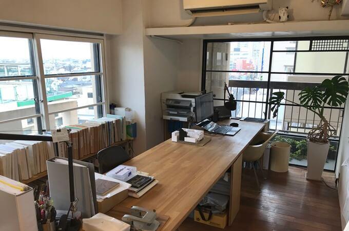 遠藤さん事務所