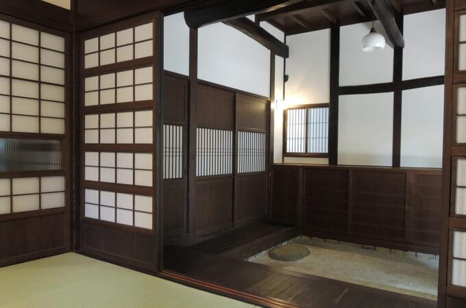 東京都S邸(古民家再生)