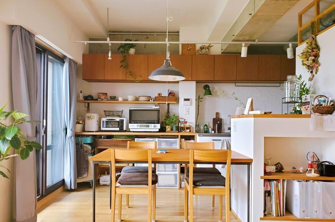 nico設計室さんの自宅オフィス
