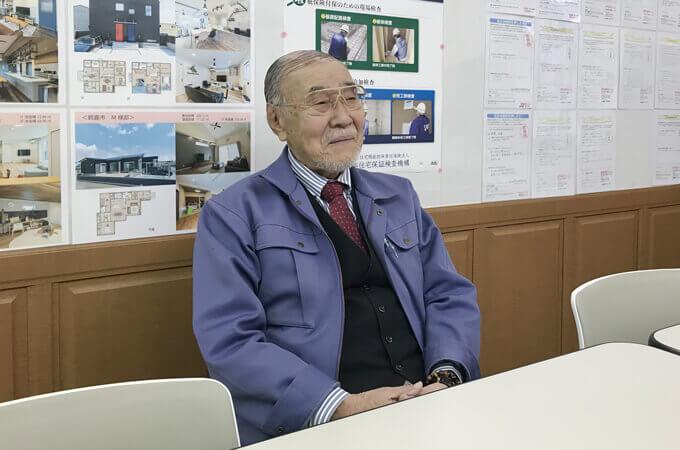 高橋 佳延社長
