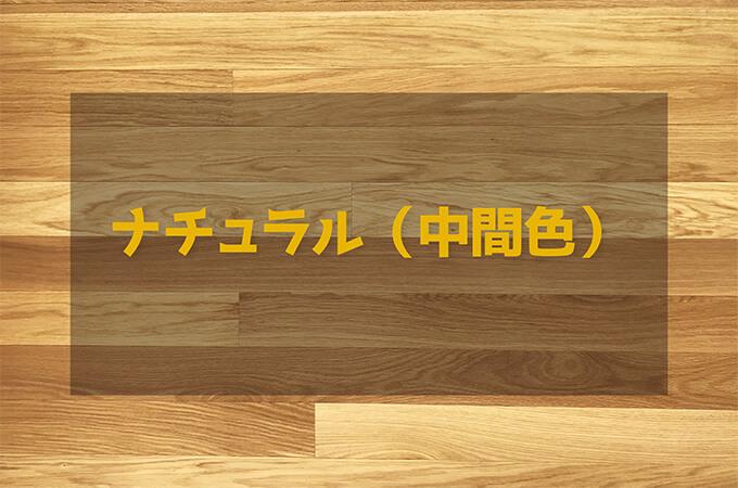 ナチュラル(中間色)