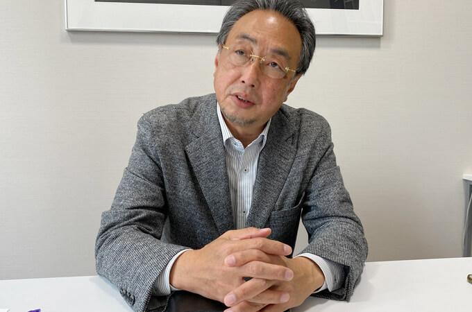 野田 道隆代表
