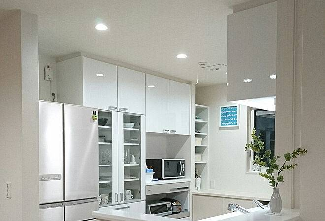 半個室キッチン
