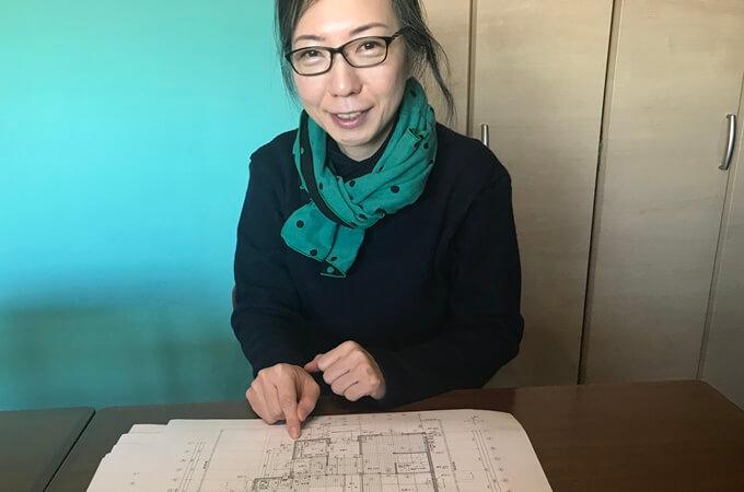 赤川さんと設計図