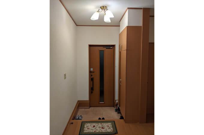 玄関照明 例