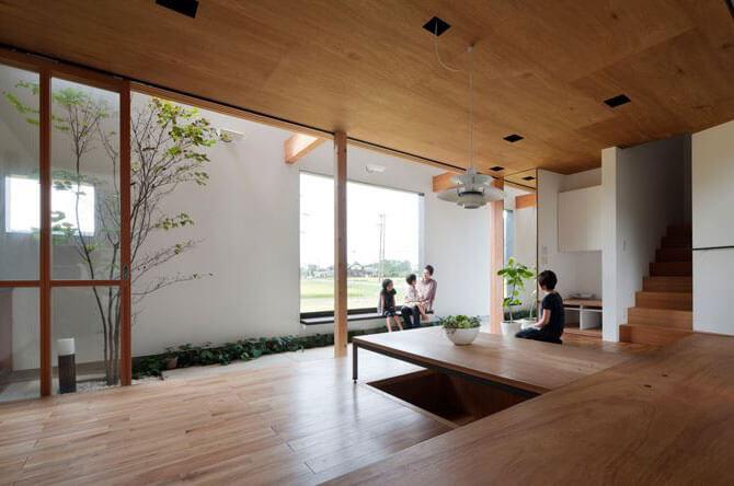 g_FACTORY建築設計事務所の住宅事例
