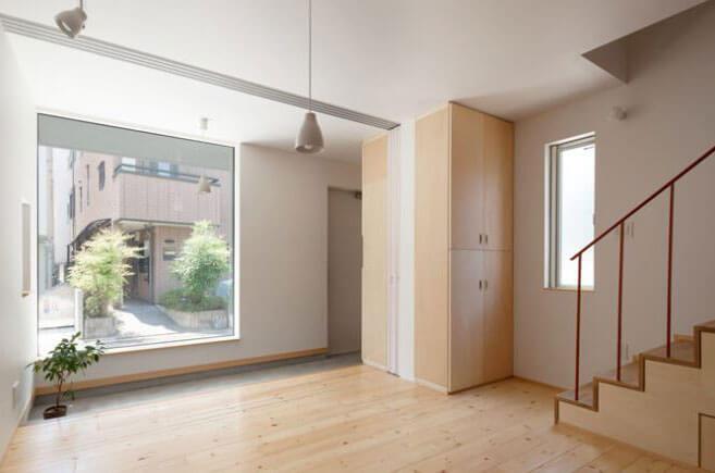 一級建築士事務所荻原雅史建築設計事務所の住宅事例