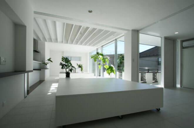 伊波一哉建築設計室の住宅事例